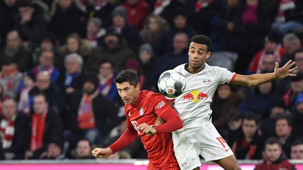 Bayern Munich v. RB Leipzig recap and video highlights