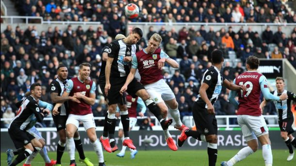 Newcastle v. Burnley recap and video highlights