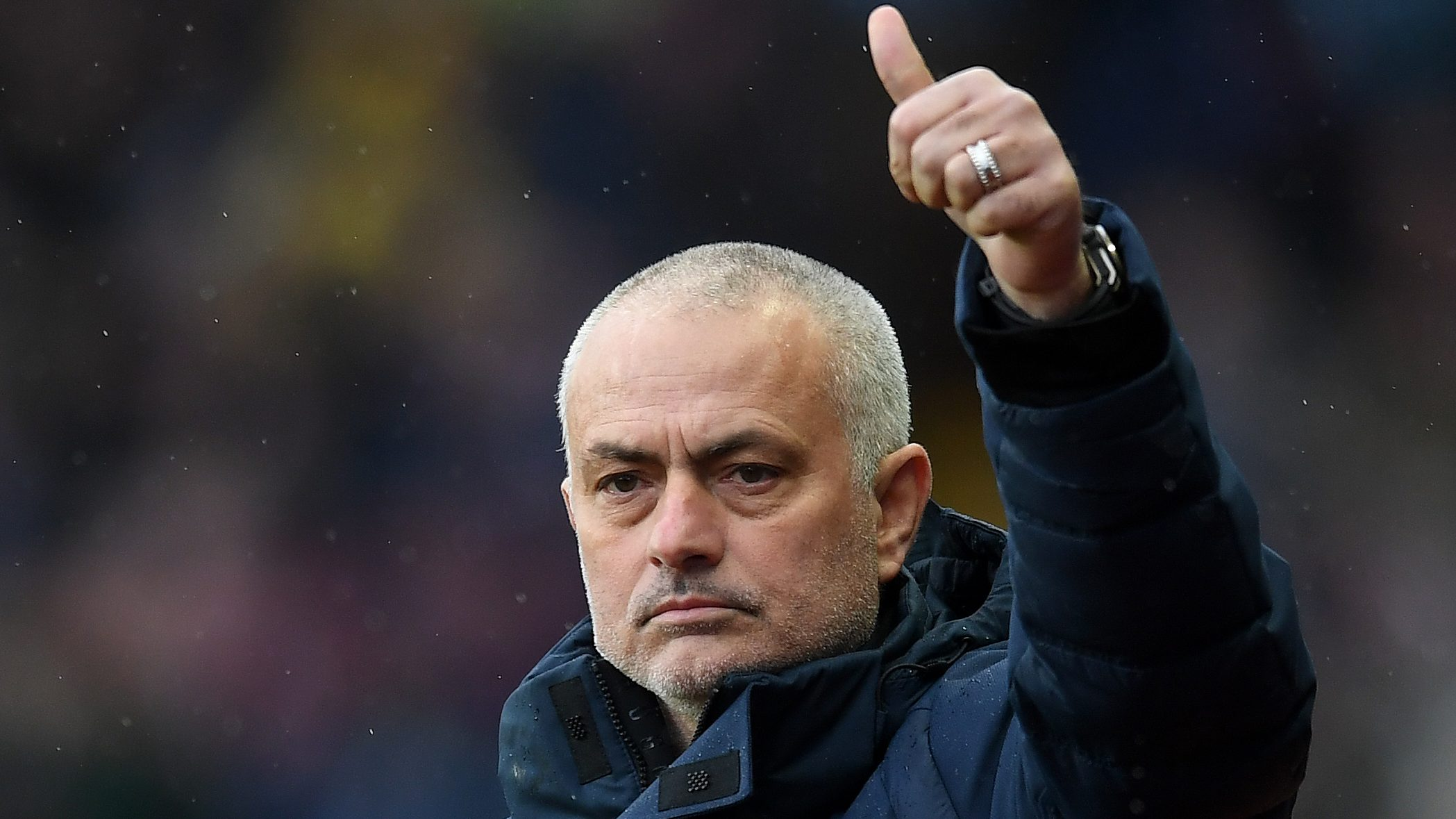 """Mourinho: Spurs had """"so many chances to score"""" before stoppage time"""