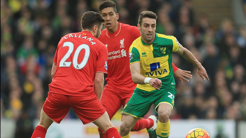 Watch Live Norwich City V Liverpool Lineups Stream Link