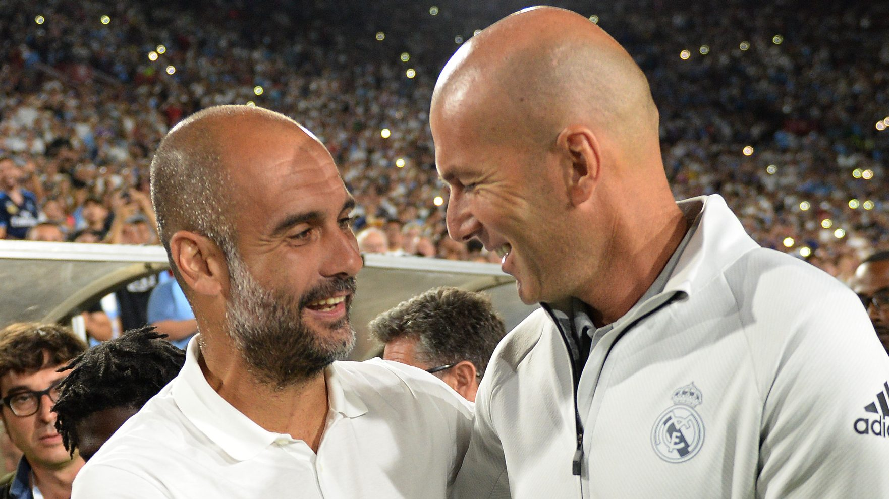 Champions League: Real Madrid renews Pep rivalry; Lyon hosts Juve