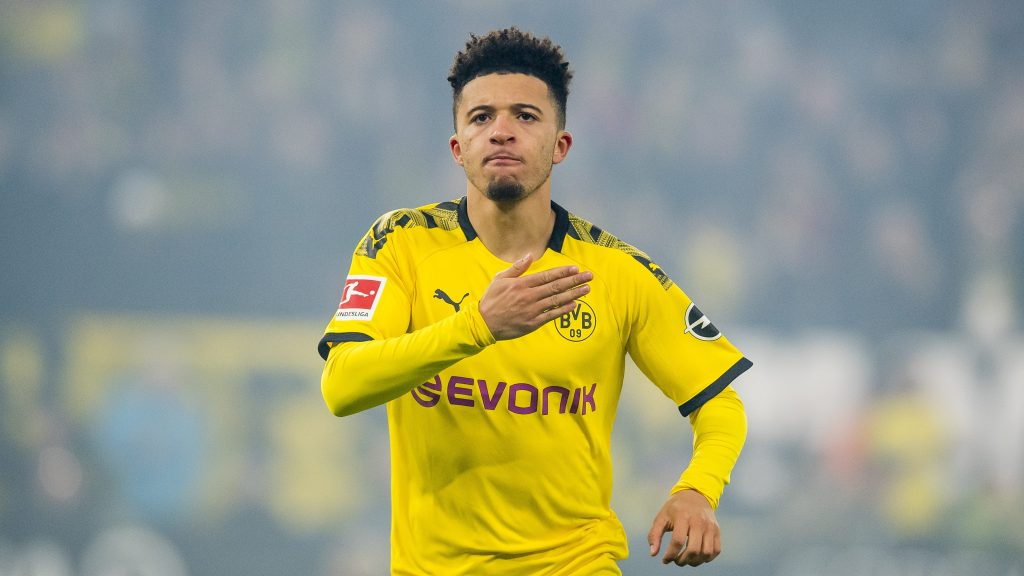 Sancho to Manchester United