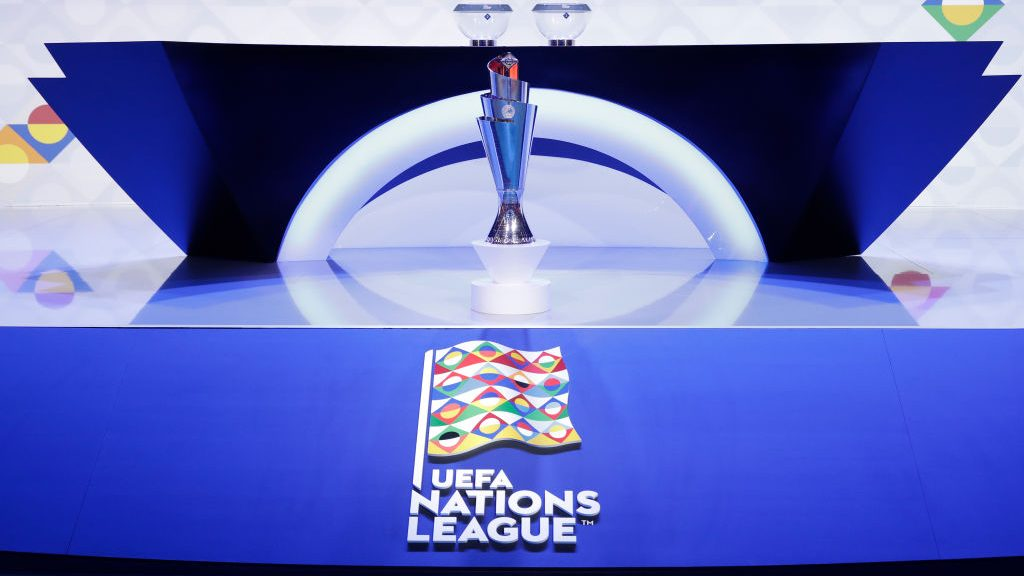 2020/21 UEFA Nations League draw: England with Belgium ...