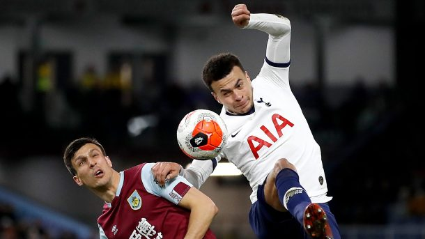 Burnley v. Tottenham Hotspur recap and video highlights