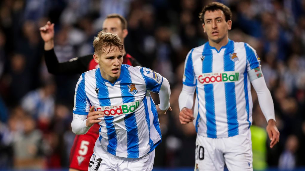 Real Sociedad Backtrack On Plans To Resume Training