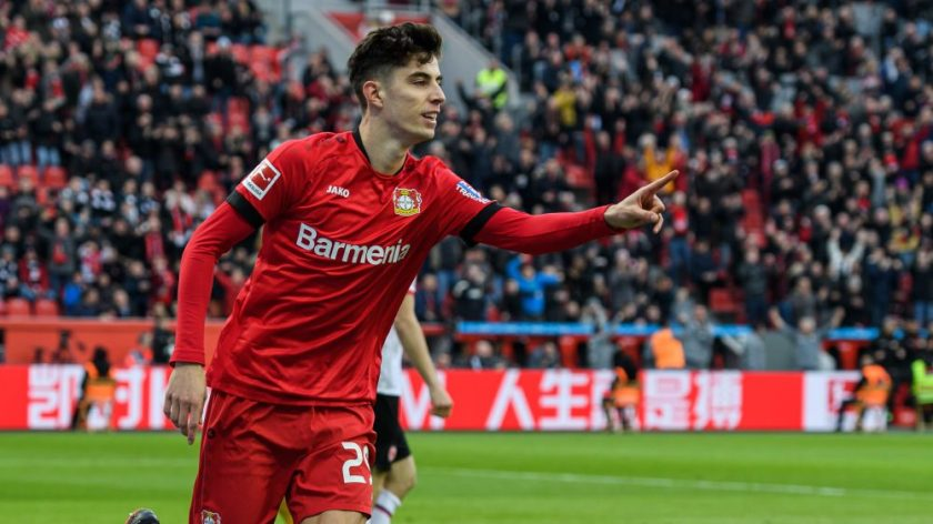 Much Chased Havertz Reportedly Prefers Bayern Munich Move