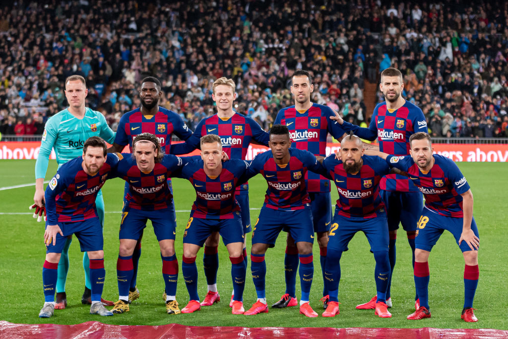 transfer news barcelona to sell six players prosoccertalk nbc sports https soccer nbcsports com 2020 05 28 barcelona ready to sell six players this summer