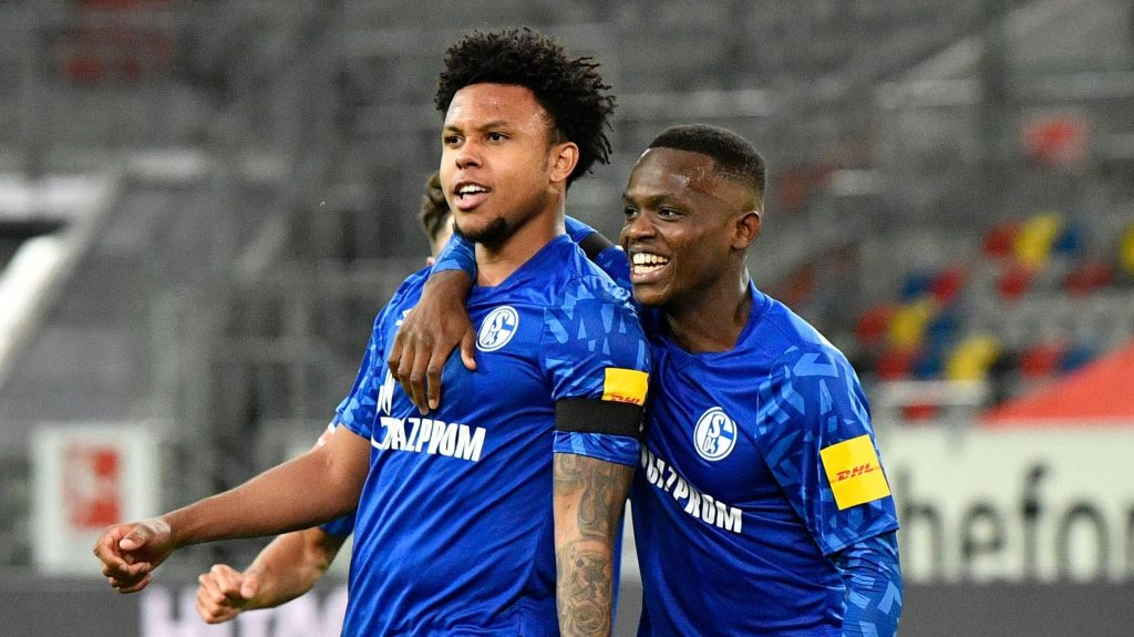 Weston McKennie goal video