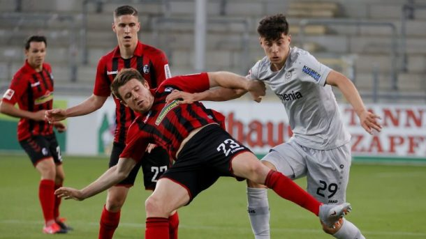 Freiburg v. Bayer Leverkusen recap and video highlights