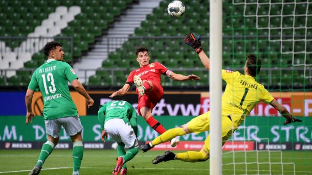 Werder Bremen v. Bayer Leverkusen recap and video highlights