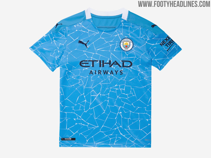 Photo Leaked Image Reportedly Shows Man City 2020 21 Home Shirt