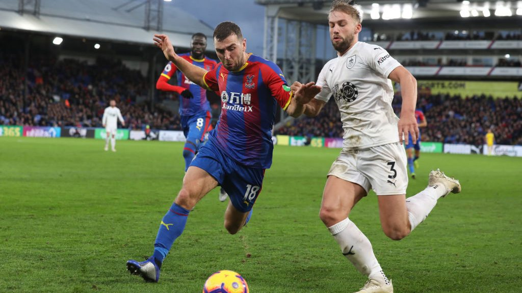 Crystal Palace - Burnley preview