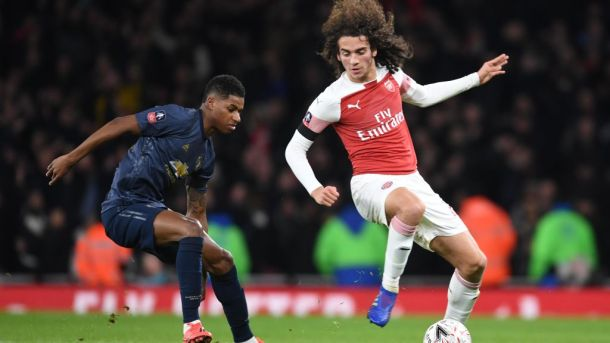 Guendouzi to Man United