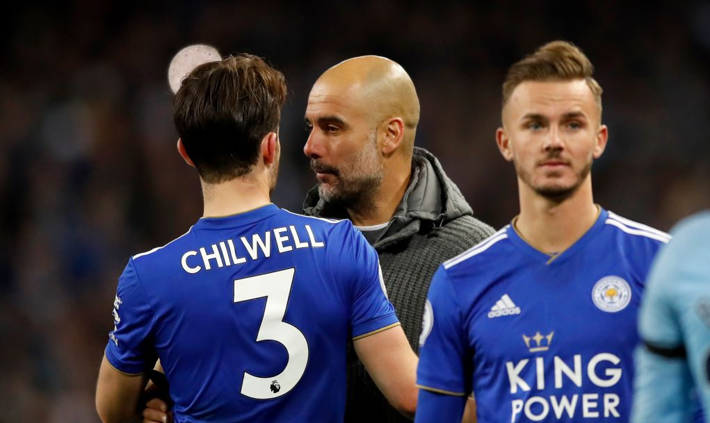 Chilwell to Man City