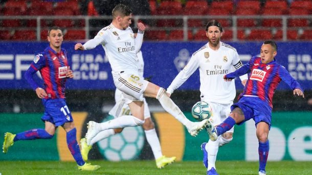 Real Madrid v. Eibar preview