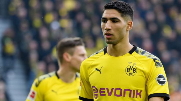 Transfer News Hakimi To Chelsea Prosoccertalk Nbc Sports