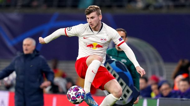 Timo Werner to Chelsea official