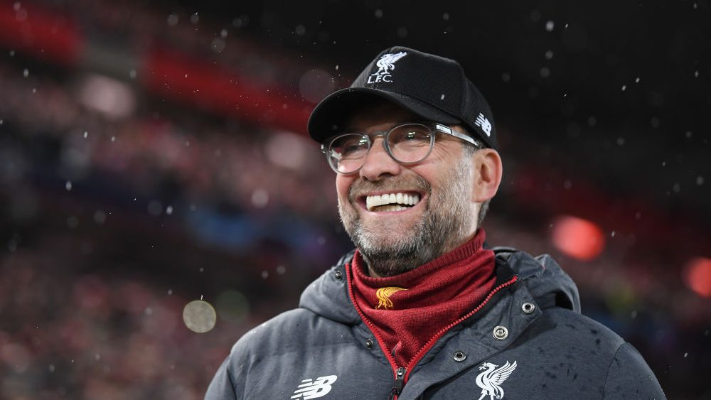 Klopp Manager of the Year
