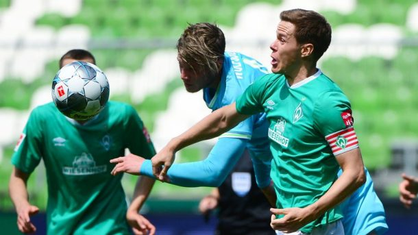 Werder Bremen v. Wolfsburg recap and video