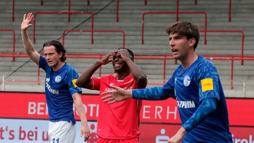 Union Berlin v. Schalke recap and video highlights