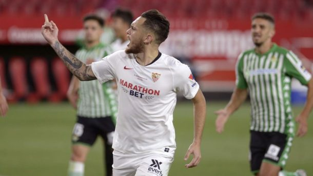 Sevilla v. Real Betis recap and video highlights