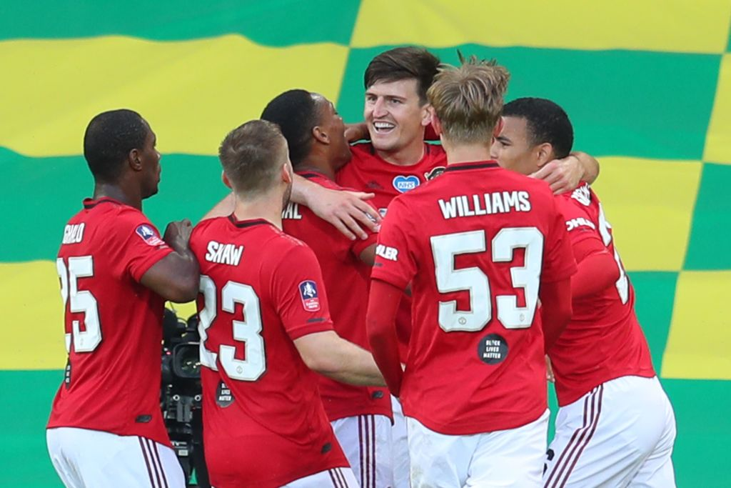 Manchester United Norwich