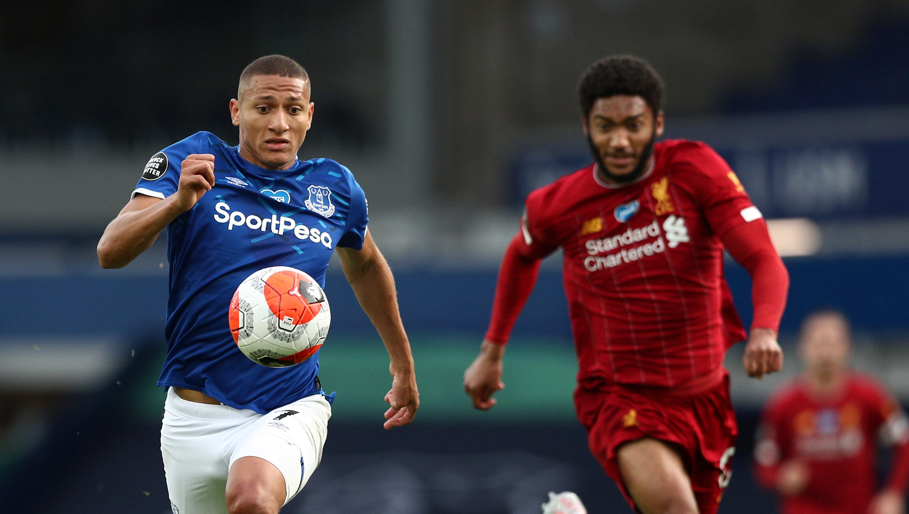 Everton Liverpool recap