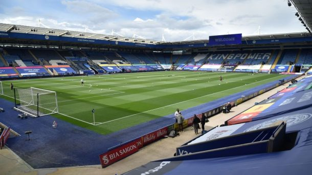 Leicester City v. Crystal Palace