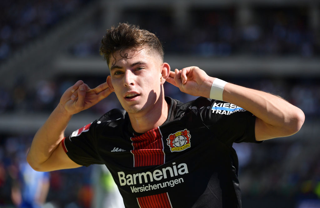 Havertz to Chelsea