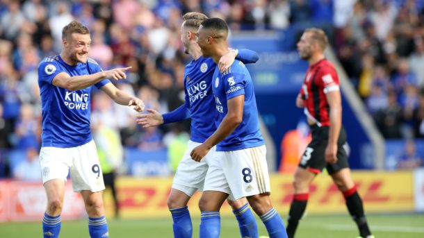 Bournemouth - Leicester