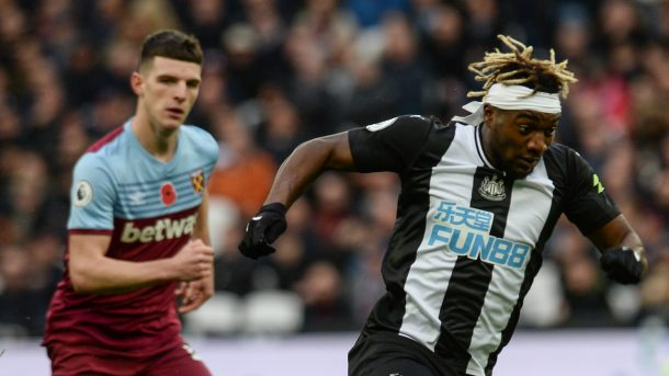 Newcastle - West Ham stream