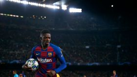 Dembele to Manchester United
