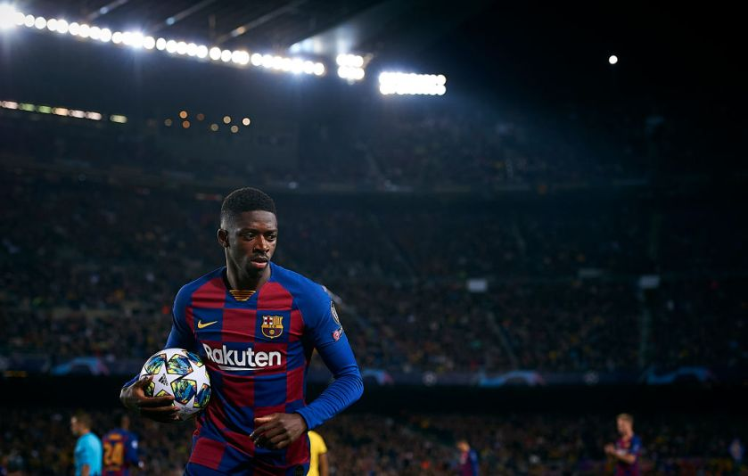 Ousmane Dembele To Manchester United Malang Sarr To Arsenal