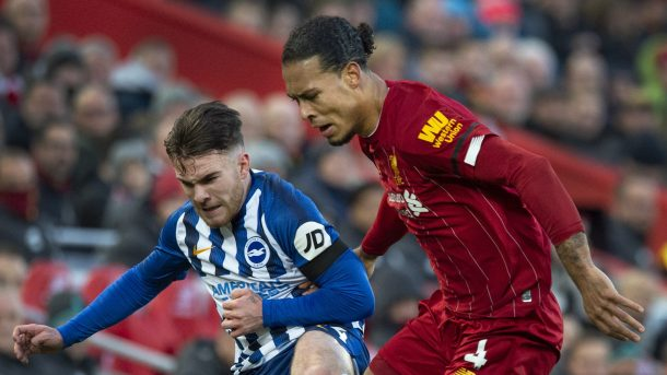 Brighton - Liverpool preview