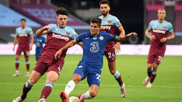 Pulisic Chelsea West Ham