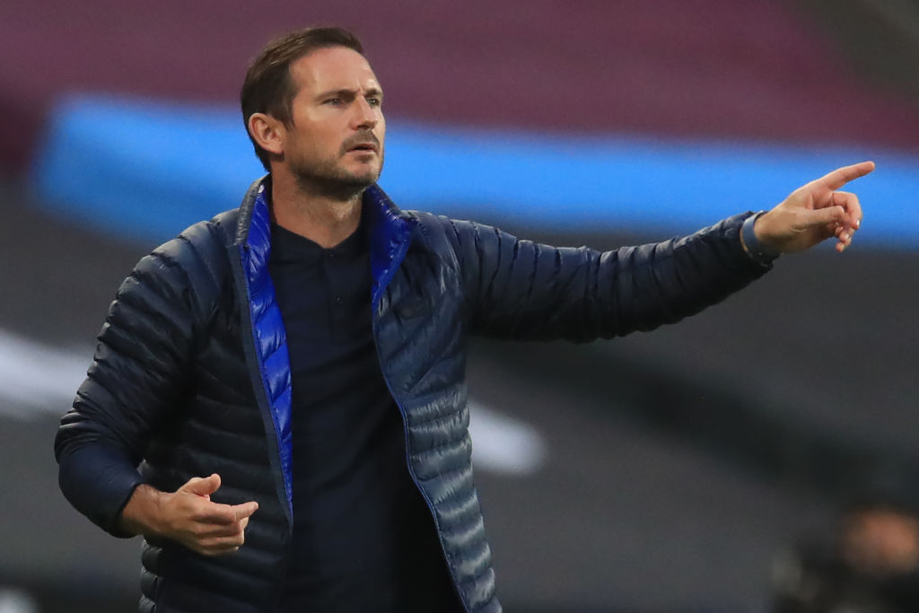 Lampard angry as Chelsea needs 'extra mentality' to succeed