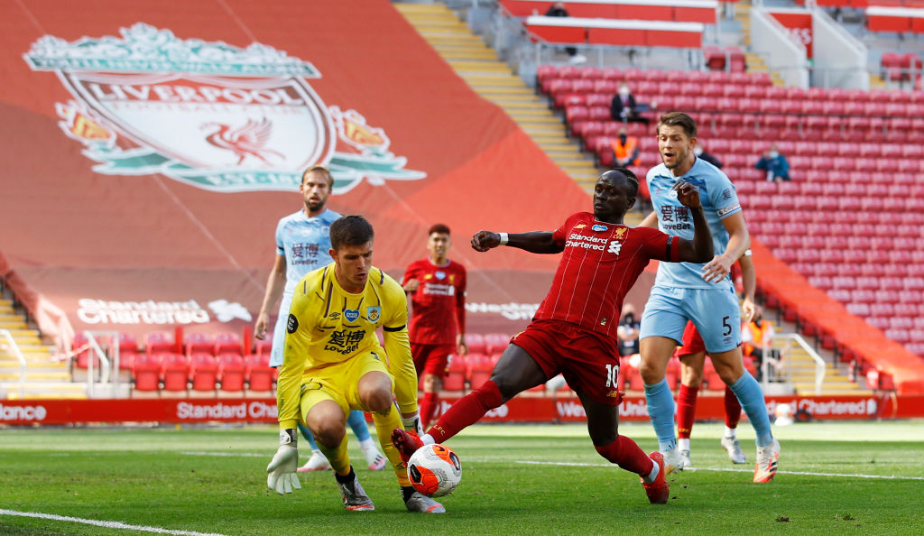 Burnley hold Liverpool as Popes heroics end home...