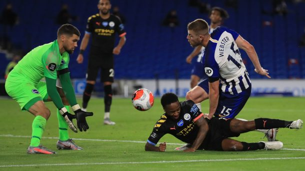 Brighton - Man City recap