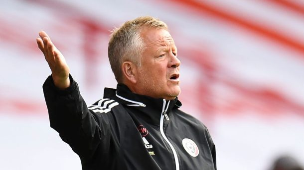 Chris Wilder news