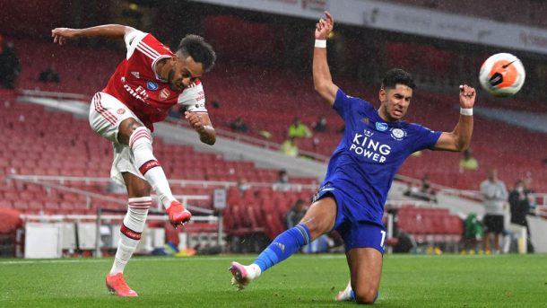 Arsenal - Leicester City recap