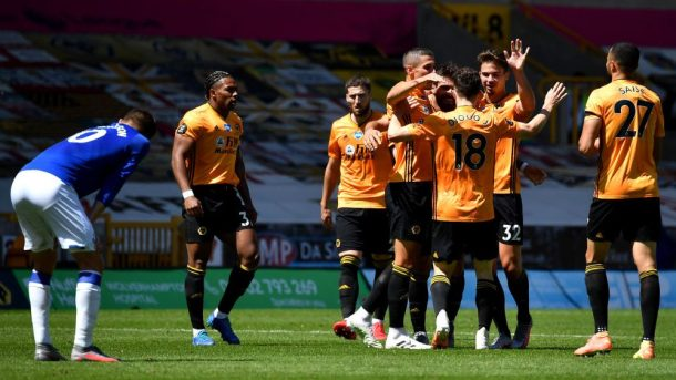 Wolves - Everton recap