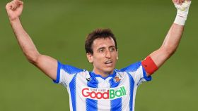 Mikel Oyarzabal to Manchester United