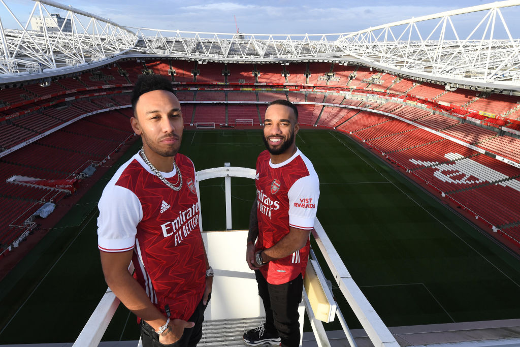Arsenal New Home Kit For 2020 21 Season Photos Videos