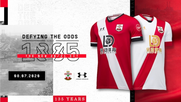Southampton new kits