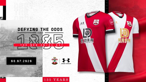 Southampton new kit