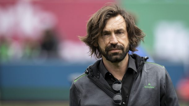Pirlo named Juventus manager
