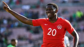 Lille sign Jonathan David