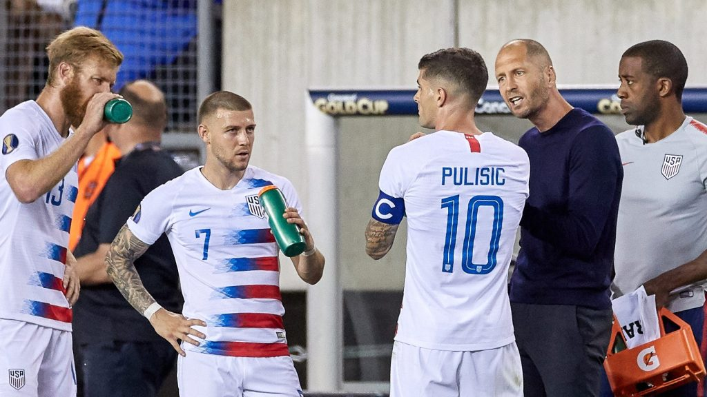 Berhalter on Pulisic