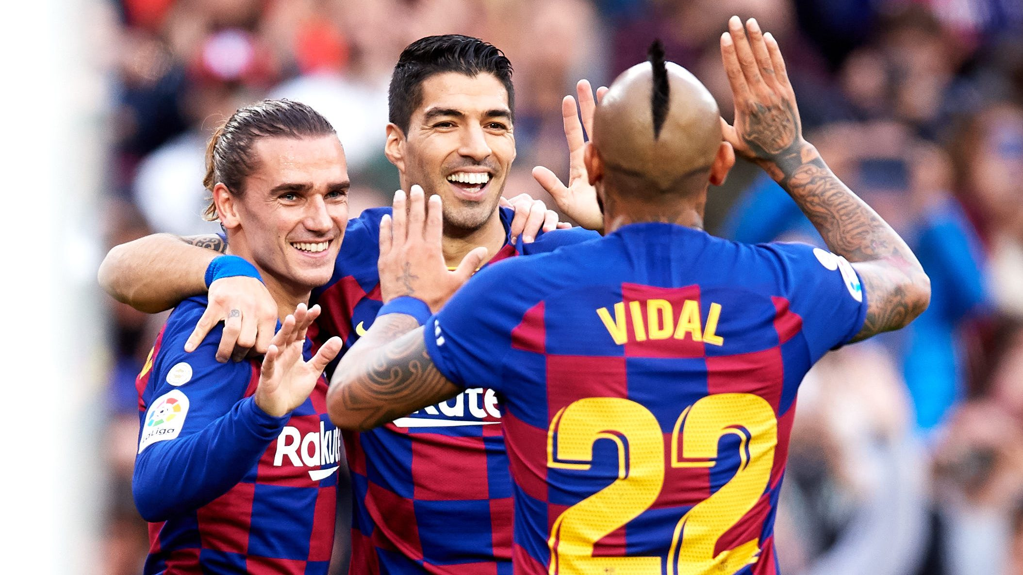 Barcelona Bayern Munich Where Does The Barca Rebuild Begin