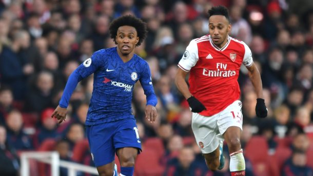 Arsenal offer Willian